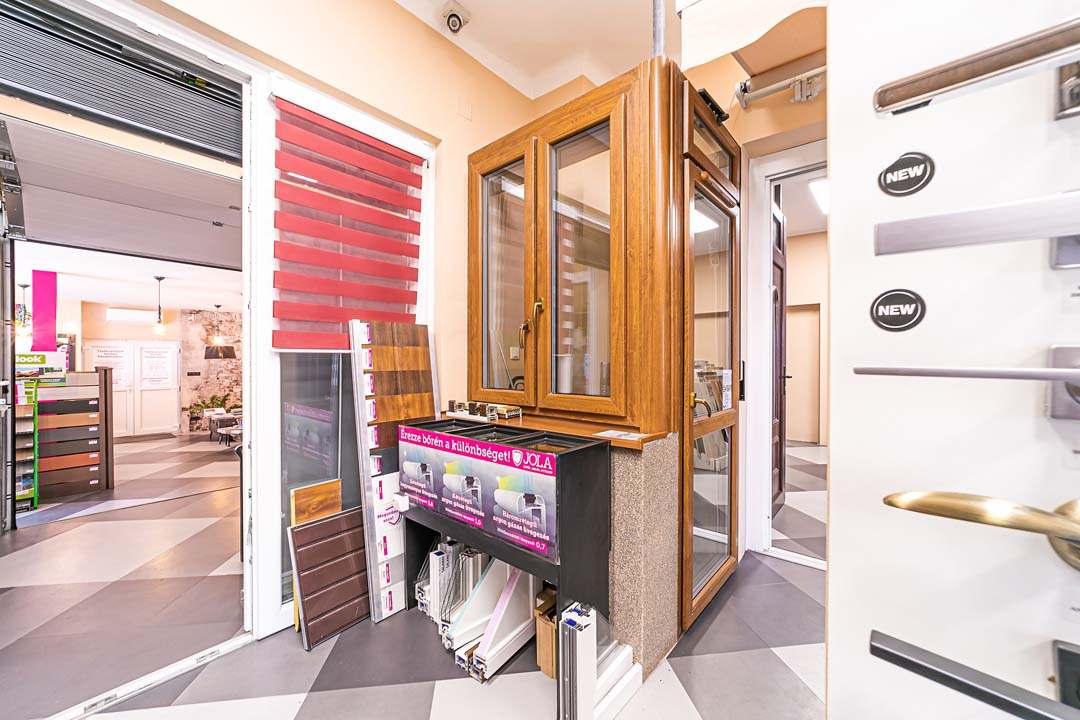 Békéscsaba ablak