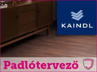 Kaindl 3D padlótervező