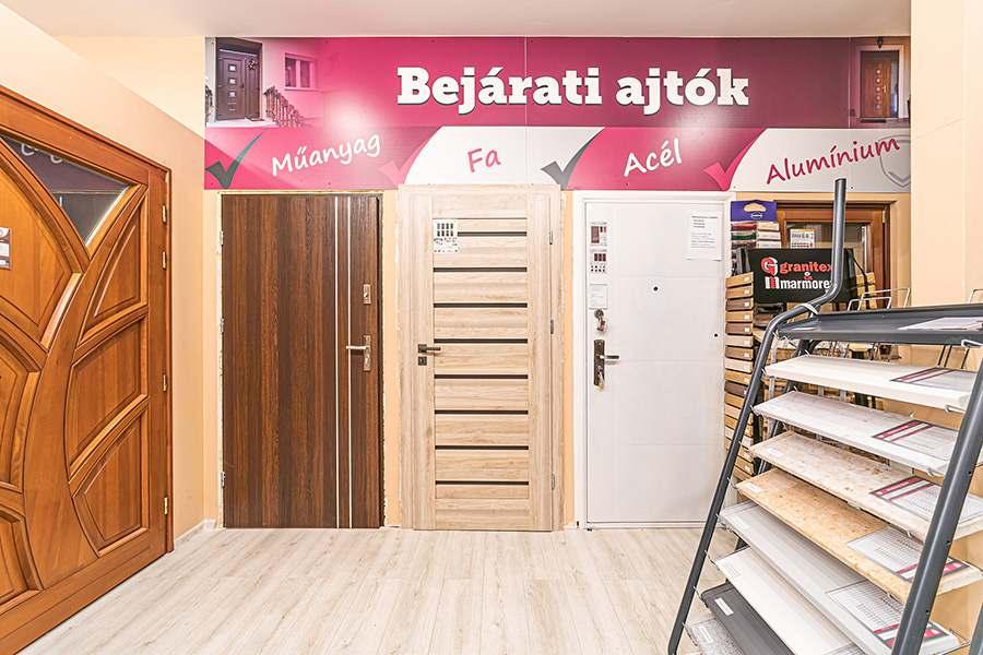 Debrecen ajtó
