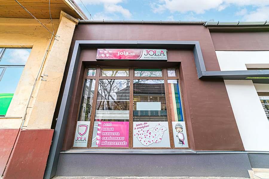 Debreceni üzlet belső
