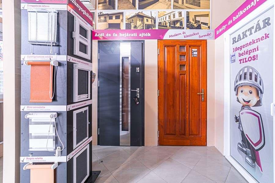 Pápa ajtó