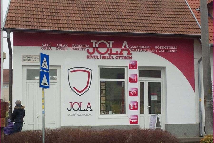 JOLA - Párkány Külső
