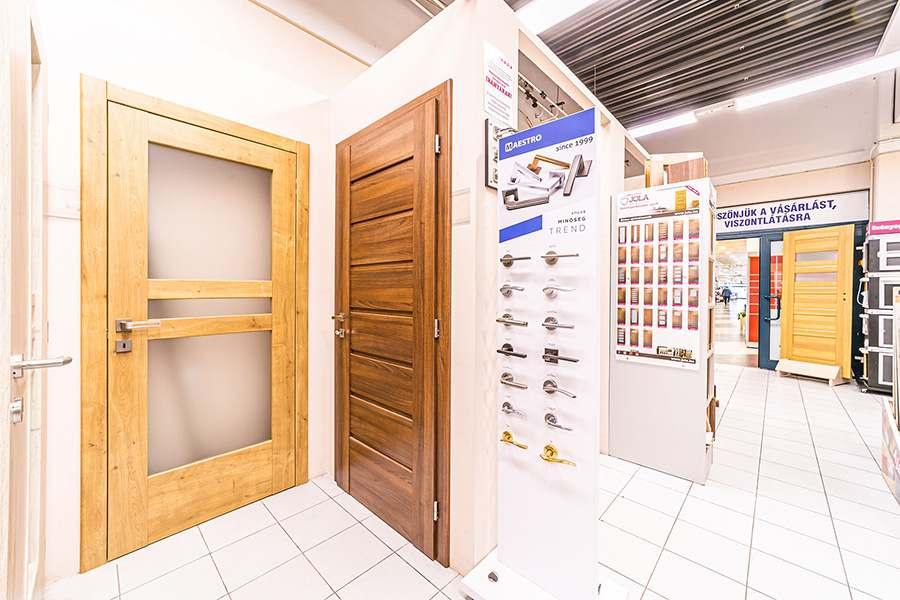 Pestszentlőrinc beltéri ajtó