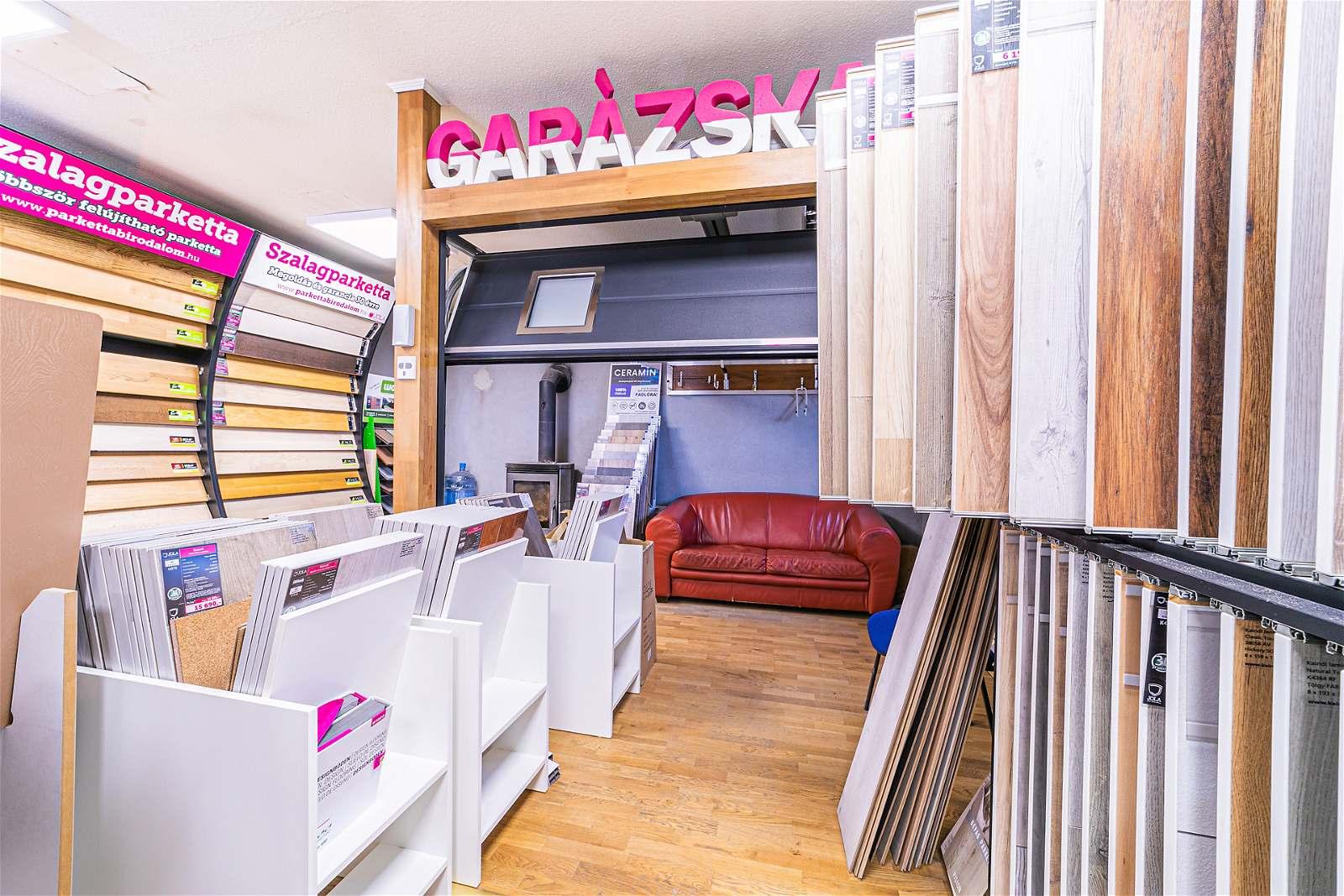 Szigetszentmiklós garázskapu
