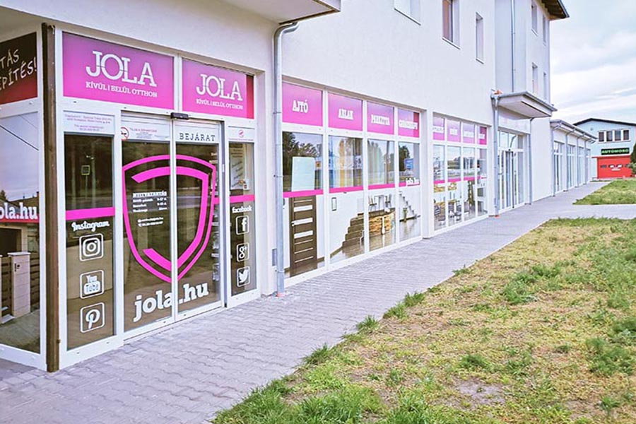 JOLA - Szolnok Külső