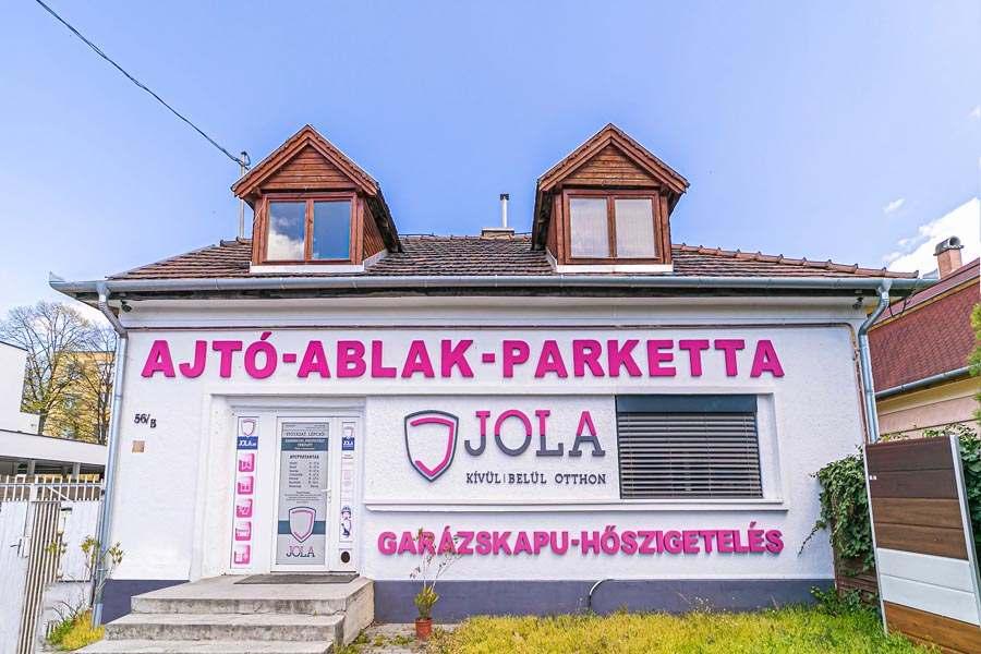 JOLA - Budapest Újpest Külső